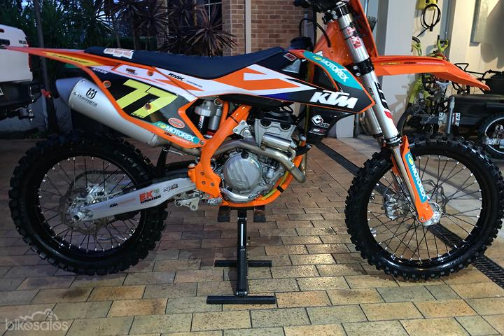 KTM 250 SX-F Motorcycles for Sale in Australia - bikesales