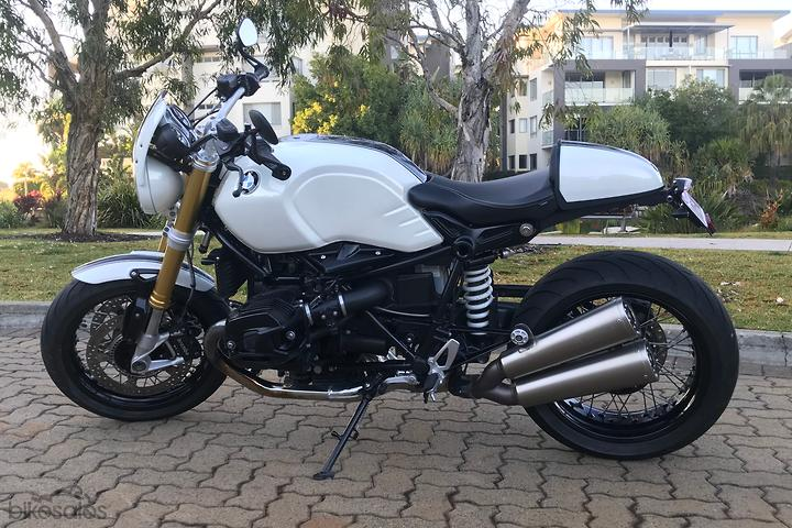 BMW R nine T Motorcycles for Sale in Australia - bikesales