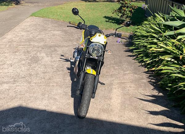 Ducati Scrambler Flat Track Pro Motorcycles For Sale In Australia