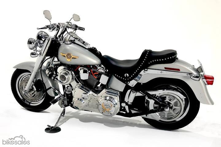 Harley-Davidson Fat Boy 15th Anniversary (FLSTFIANV