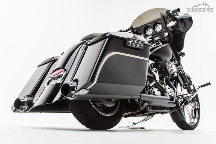 Harley-Davidson Street Glide 103 (FLHX) Motorcycles for Sale in