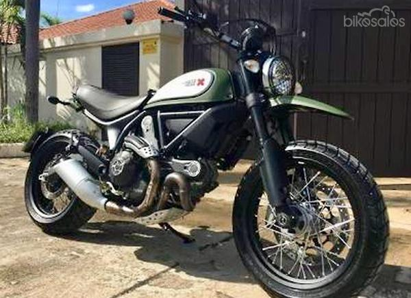 Ducati Scrambler Urban Enduro Motorcycles For Sale In Australia