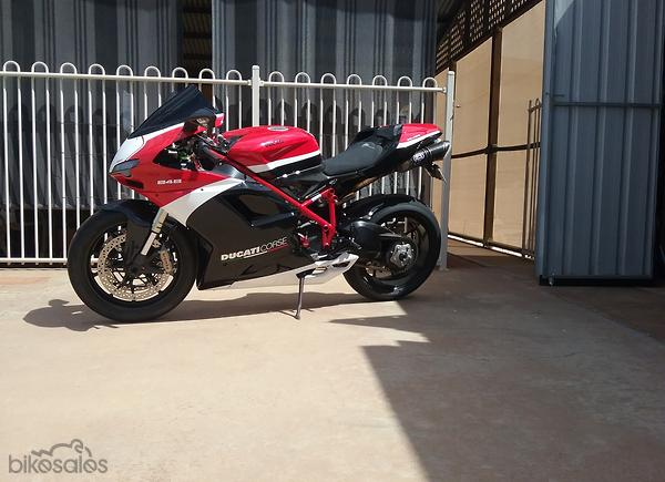 Used Ducati 848 Evo Corse Se Motorcycles For Sale In New South Wales