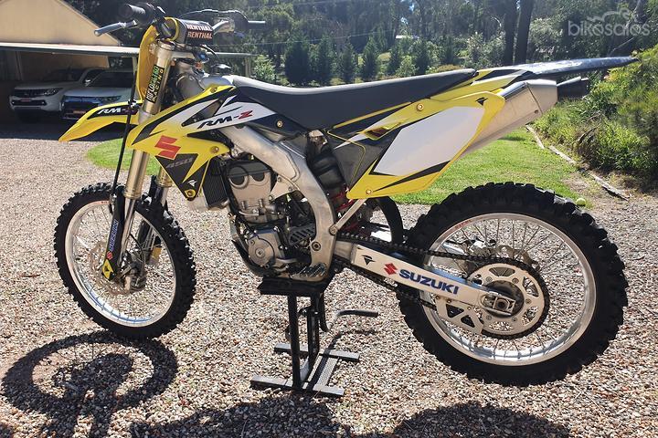 Suzuki Rm Z450 Motorcycles For Sale In Australia Bikesales Com Au