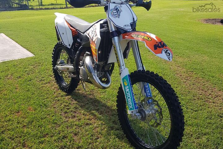Used KTM 125 SX Motorcycles for Sale in New South Wales