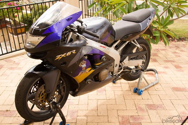 Used Kawasaki Ninja ZX-6R (ZX600) Motorcycles for Sale in