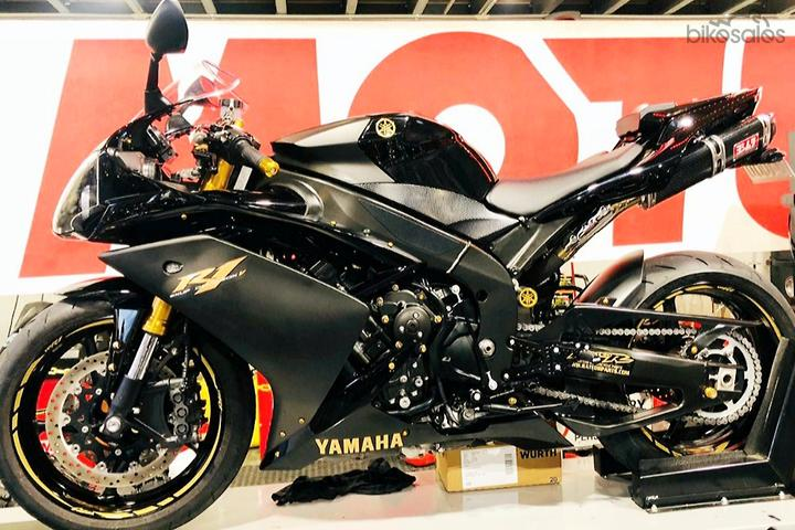 Used 2008 Yamaha YZF-R1 Motorcycles for Sale in Australia