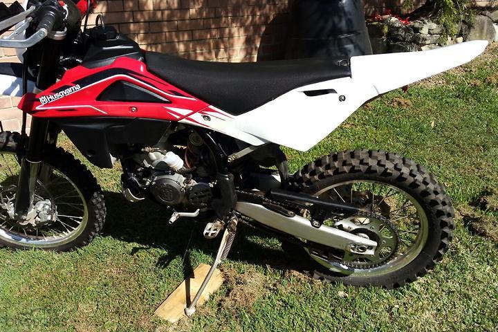 Husqvarna WR 125 Enduro 2 Stroke Dirt Bikes for Sale in