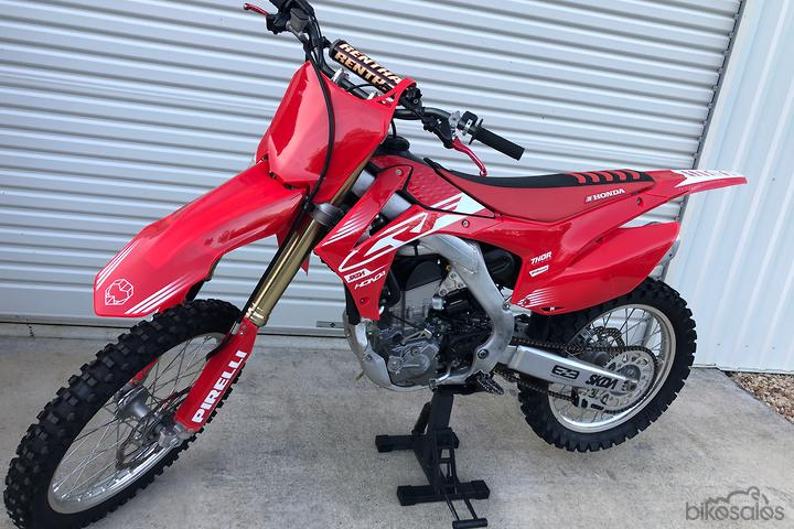 Used Motocross 4 Stroke Dirt Bikes for Sale in Australia - bikesales