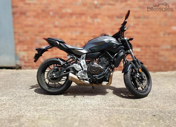 Yamaha Mt 07 Lams Motorcycles For Sale In Australia Bikesales Com Au