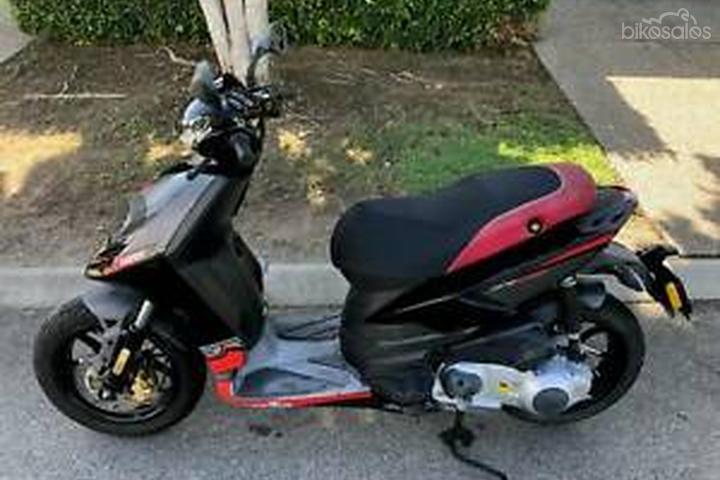 Used Aprilia Scooters Road Bikes for Sale in Australia