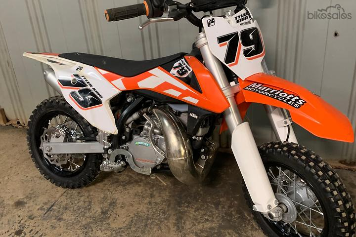 Used KTM 50 SX Mini Dirt Bikes for Sale in Australia