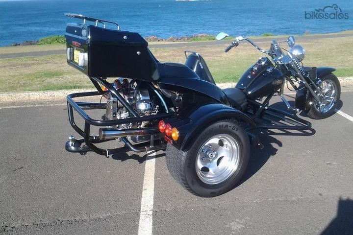 Used OZ Trike Motorcycles for Sale in Australia - bikesales