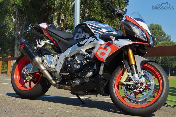 Used Aprilia Tuono Motorcycles for Sale in Australia