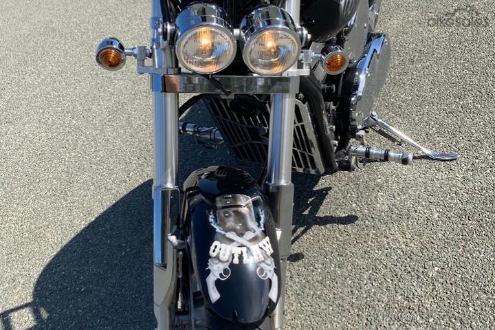 Black Kawasaki Vulcan Motorcycles for Sale in Australia