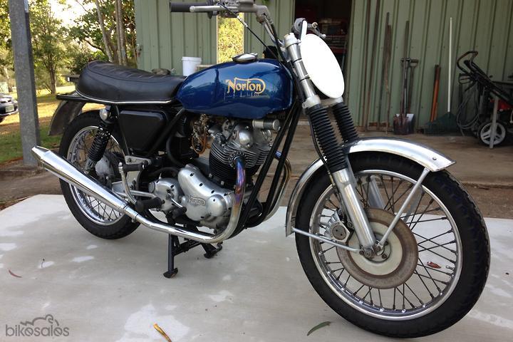 Norton Commando 750 Motorcycles for Sale in Australia