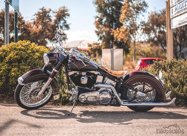 1989 Harley Davidson Softail Custom 1340 FXSTC