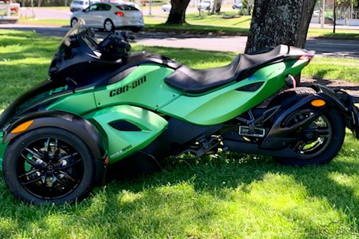 Spyder Motorcycle For Sale >> Can Am Spyder Rs Se5 Motorcycles For Sale In Australia
