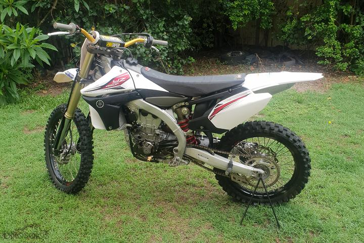 Used 2013 Yamaha YZ450F Motorcycles for Sale in Australia