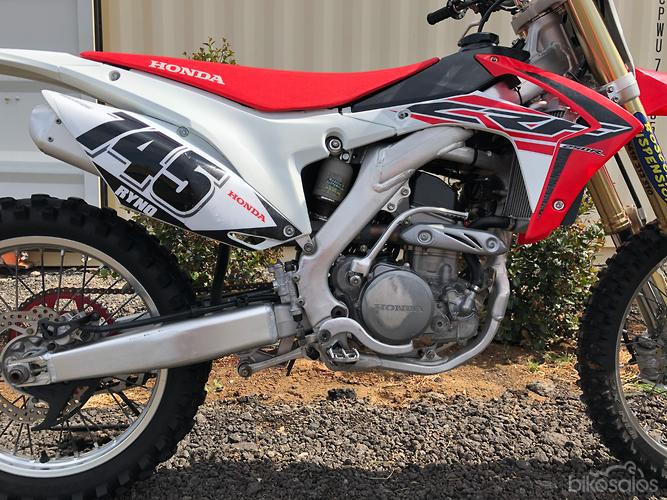 Honda Dirt Bikes for Sale in Australia - bikesales com au