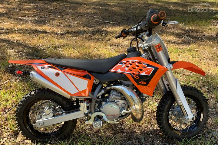 Used KTM 50 SX Mini Motorcycles for Sale in Australia
