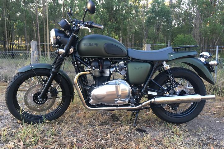Triumph Motorcycles for Sale in Australia - bikesales com au