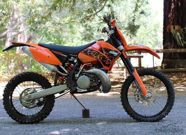 2007 KTM 250 EXC