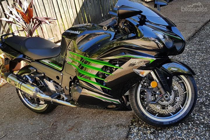 Kawasaki Ninja ZX-14R ABS (ZX1400) Motorcycles for Sale in Australia