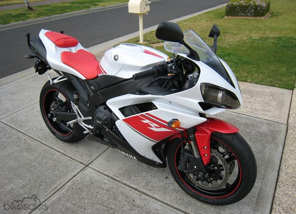 Used 2008 Yamaha YZF-R1 Motorcycles for Sale in Australia ...