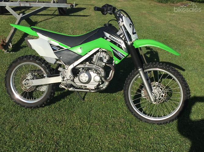 Groovy Kawasaki Klx140L Motorcycles For Sale In Australia Ocoug Best Dining Table And Chair Ideas Images Ocougorg