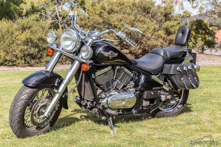 Kawasaki VN800 Vulcan Classic Motorcycles for Sale in Australia