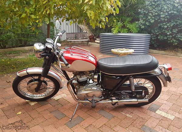 Triumph Bonneville T120r Motorcycles For Sale In Western Australia