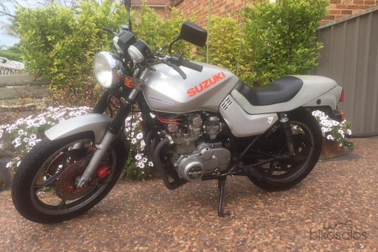 Suzuki Katana 550 Gs550m Motorcycles For Sale In Australia