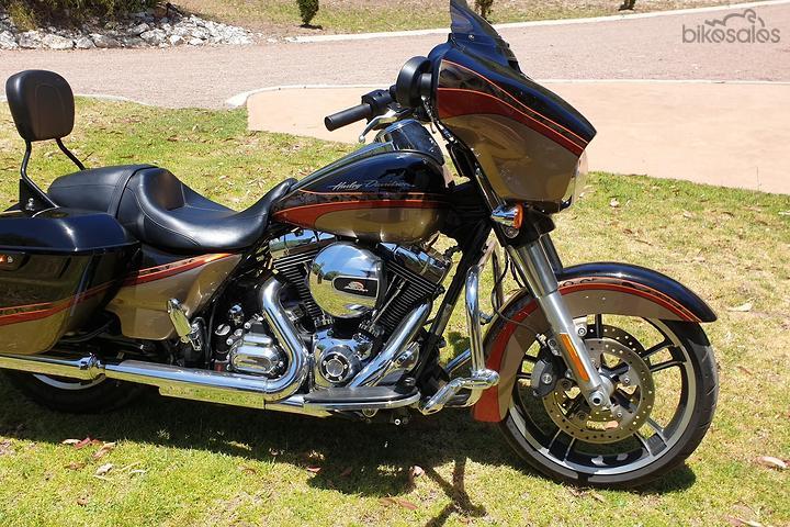 Harley Davidson Street Glide Special 103 Flhxs Motorcycles