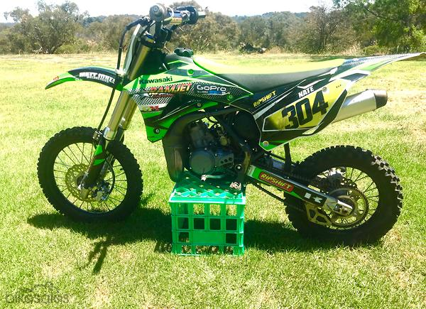 Kawasaki Kx85 Motorcycles For Sale In Australia Bikesalescomau