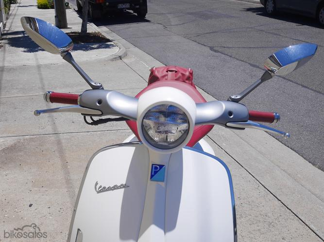 Used Vespa Motorcycles for Sale in Australia - bikesales com au