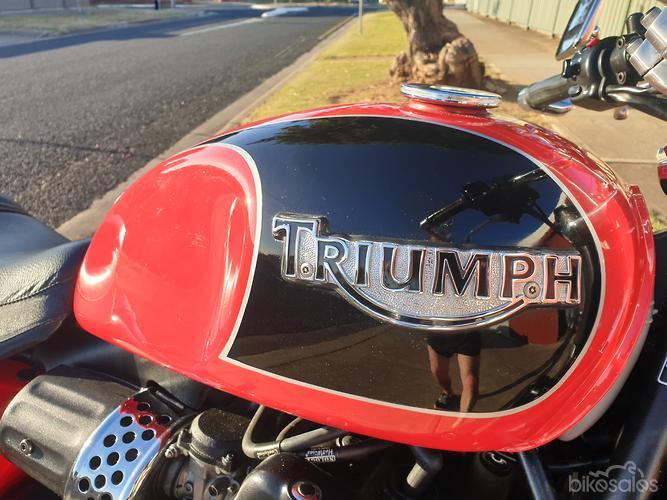 Triumph Thunderbird 900 Sport Motorcycles For Sale In Australia
