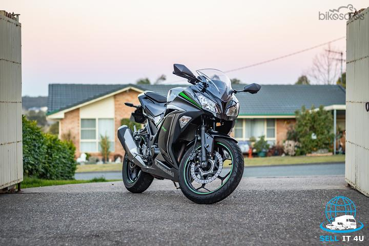 Kawasaki Ninja 300 ABS Special Edition Motorcycles for Sale in