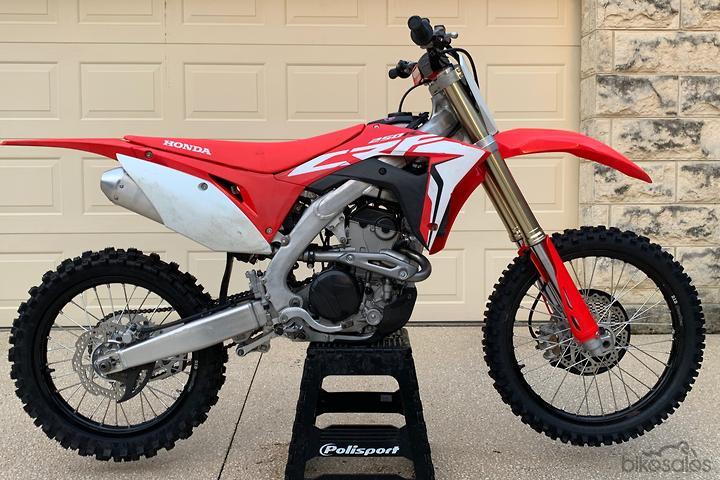 Used Motocross 4 Stroke Dirt Bikes for Sale in Australia