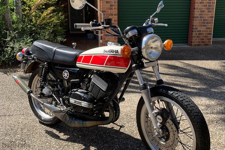 Used Yamaha RD350 Motorcycles for Sale in Australia