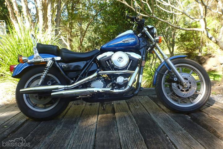 Harley-Davidson FXR Motorcycles for Sale in Australia