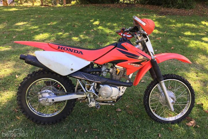 Used Honda CRF80F Fun Dirt Bikes for Sale in Australia - bikesales