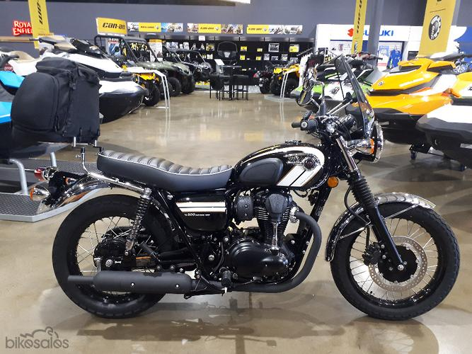 Kawasaki W800 SE Motorcycles For Sale In Australia