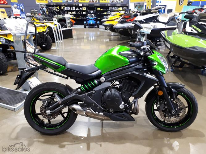 Kawasaki er6nl for sale