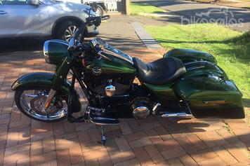 Harley davidson cvo road king flhrse motorcycles for sale in 2014 harley davidson cvo road king flhrse fandeluxe Image collections