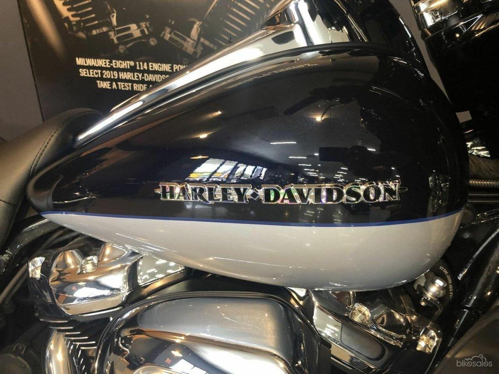 2018 Harley-Davidson Ultra Limited 114 (FLHTK) MY19-OAG-AD