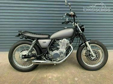 Yamaha SR400 2016 Review - www bikesales com au