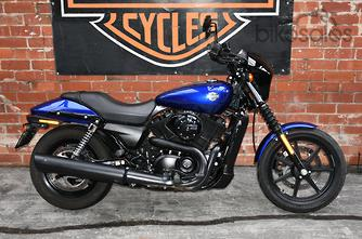 Used Harley-Davidson Learner Approved Motorcycles for Sale in ...