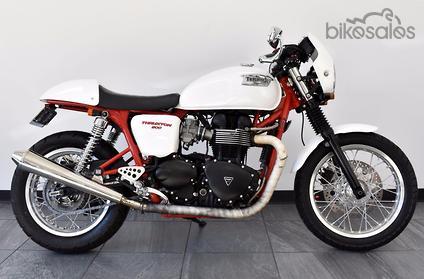 Triumph Thruxton Se Idée Dimage De Moto