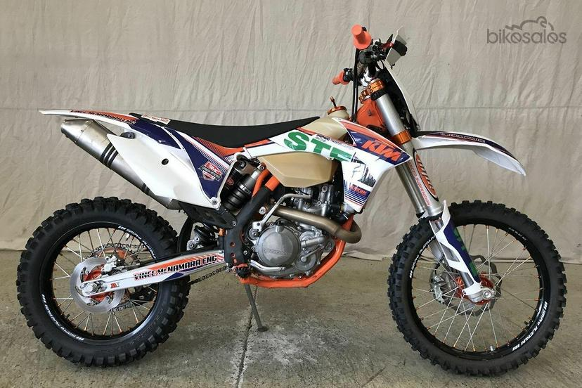 2013 KTM 450 EXC Six Days MY14